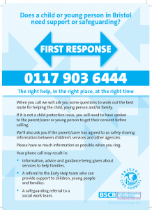 First Response launches its city-wide service from 16th December 2013