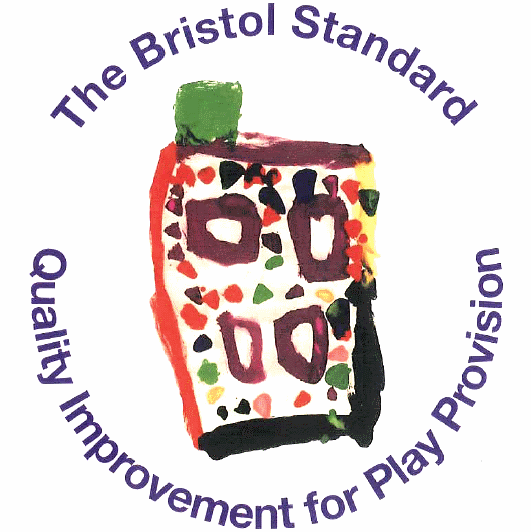 Bristol Standard for play logo