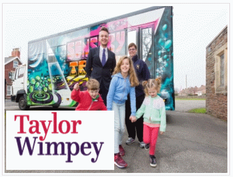taylor wimpy  & playbus