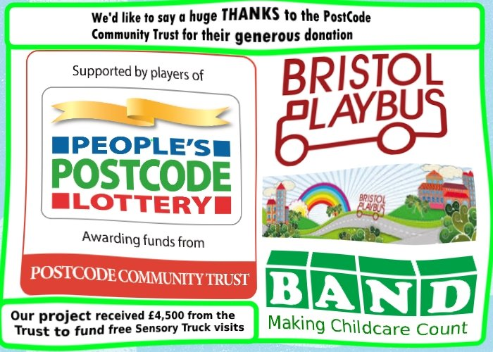play bus postcode community trust