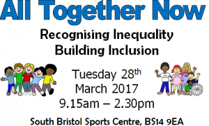 BAND Equalities Conference: All together now.
