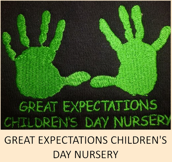 Great Expectation day nursery logo