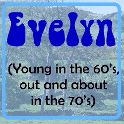 Evelyn (Young in the 60's, out and about in the 70's)
