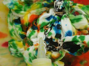 40 things to do – 35:  Tie Dye a t-shirt