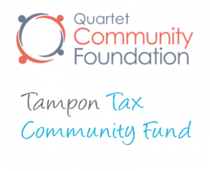 Tampon Tax Community Fund – Quartet Community Foundation