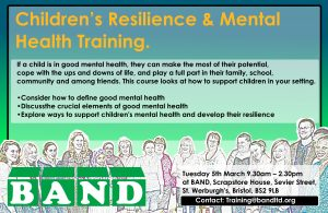 Resilience & Mental Health and MAKATON – Spaces available