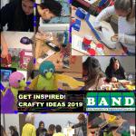 Get Inspired!: Crafty Behaviour 2019