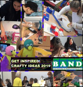 Get Inspired!: Crafty Behaviour 2019