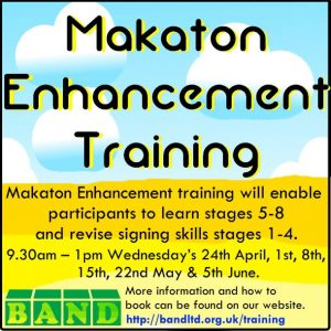 Makaton Enhancement Training