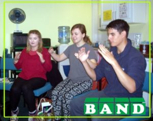 Makaton Training at BAND