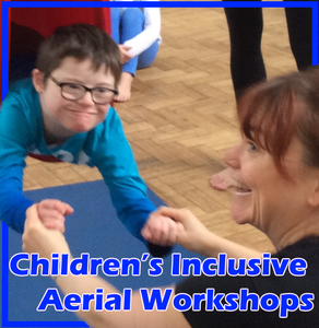 Fundraiser: Free Inclusive Workshops for disabled children