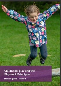 Play Wales: Playwork Guides